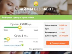 Zaim-365-online списывает деньги – как отписаться