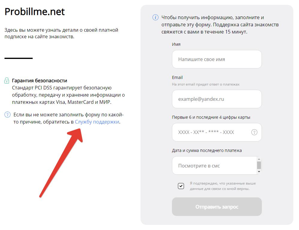 Форма-обращения-в-поддержку-Probillme-net